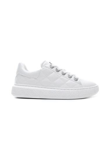 Guess Spor Ayakkabı Beyaz